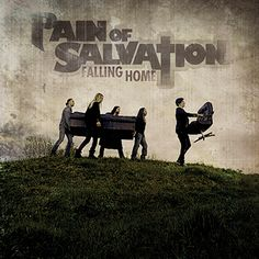 "Disco recomendado po LH Magazin Music PAIN OF SALVATION ""FALLING HOME"""