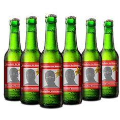 Mitarbeiter des Monats - personalisiertes Bier als besondere Auszeichnung