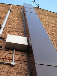 Encasement News   Encasement Ltd Sheffield Home, Sheffield City, Gas Supply, Fire Sprinkler, Metal Pipe, Social Housing, The Gables, Heat Pump, Brickwork