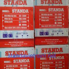 Ổn áp Standa 7,5KVA chính hãng Công ty Cổ phần Standa Việt Nam, 100% dây đồng, bảo hành 04 năm, giao hàng miễn phí... Hotline : 0987.621.590