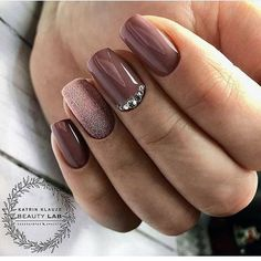 Trendy Manicure Ideas In Fall Nail Colors;Purple Nails; Fall Nai… Trendy Manicure Ideas In Fall Nail Colors;Purple Nails; Fall Nai…,Nailart Trendy Manicure Ideas In Fall Nail Colors;Purple Nails; Purple Nails, White Nails, Purple Hues, Purple Sparkle, Purple Pedicure, Black Nails, Fall Manicure, Manicure Ideas, Spring Nails