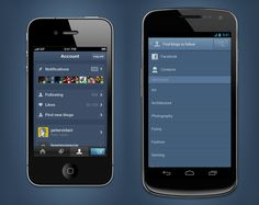 Tumblr for Android and iPhone updated