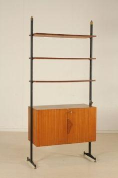 Mobilio: Libreria anni 60