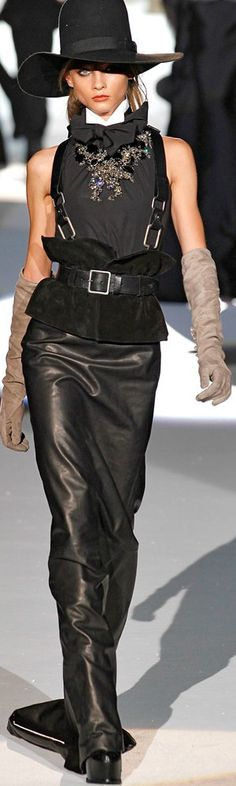Dsquared2 Fall 2011 Ready-to-Wear Collection