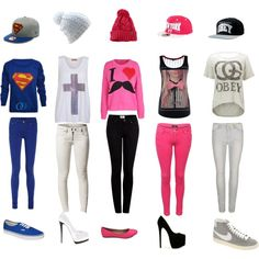 clothes for girls with swag for summer - Google Search