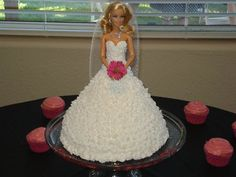 I want a barbie cake for my bachelorette party:)