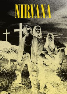 Nirvana...Favorite Song: Come As You Are