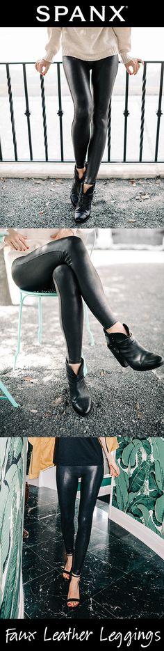 3ce2c09e732 Shop our Faux Leather Leggings designed for style and comfort. Distressed  Skinny Jeans