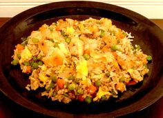 Chicken Fried Rice. | Becoming a Proverbs 31 Woman