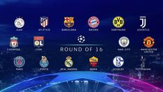 UEFA Champions League round of 16 draw All Team Details how to watch on TV & live stream UEFA Champions League round of 16 draw Manchester City, Manchester United, Champions League Football, Pep Guardiola, Gareth Bale, The Draw, Old Trafford, Tottenham Hotspur, Lionel Messi