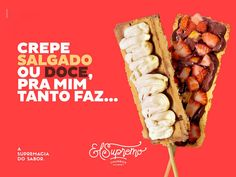 El Supremo - Posts on Behance Food Graphic Design, Food Poster Design, Menu Design, Food Design, Social Media Poster, Social Media Design, Social Media Content, Social Media Marketing, Churros