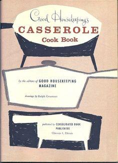 A Blondie Day: Vintage Recipe Thursday - Martha's Company Casserole