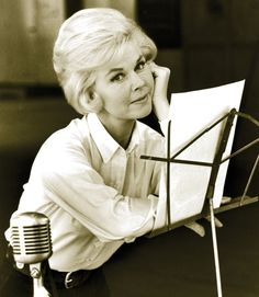 Doris Day, celebrating her 88th birthday, records an interview for NPR!