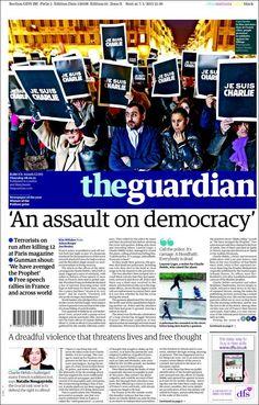 Royaume Uni - The Guardian