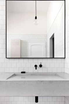 You need a lot of minimalist bathroom ideas. The minimalist bathroom design idea has many advantages. See the best collection of bathroom photos. Bathroom Toilets, Laundry In Bathroom, Bathroom Renos, Bathroom Interior, Bathroom Ideas, Bathroom Inspo, Bathroom Styling, Bathroom Updates, Bathroom Furniture