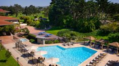 A little slice of luxury at Hyatt Regency Monterey Hotel and Spa