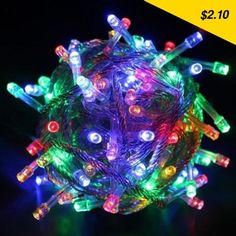 This is nice, check it out! Led Christmas Light 2M 20 LED String Light Battery Powered For Christmas /Wedding Xmas Garland Party Free Shipping - US $2.10 http://mobileshop3.org/products/led-christmas-light-2m-20-led-string-light-battery-powered-for-christmas-wedding-xmas-garland-party-free-shipping/