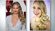Chrissy Teigen Oscars - Red Carpet Make Up - Part 1
