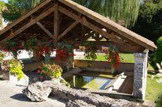 Lavoir de Villefranche du Périgord Dordogne Aquitaine, Monuments, Villefranche, Dordogne, France, Dark Fantasy, Garden Bridge, Outdoor Structures, House Styles