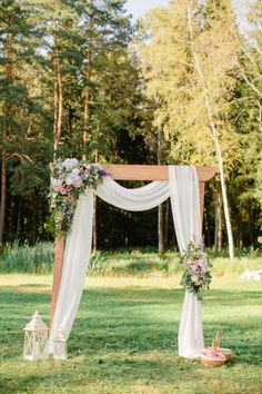 Country Vintage Outdoor Wedding - Rustic Wedding Chic