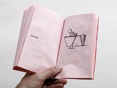 Isidro Ferrer – Illustration du livre Titulo, Madrid, Feria del libro de Madrid (2009)