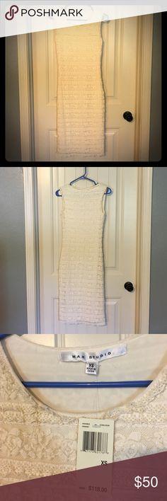 Max Studio Dress Never worn, still has tags. Super cute! Max Studio Dresses Midi