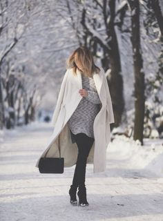 Winter Outfit Idea that You Will Want to Copy