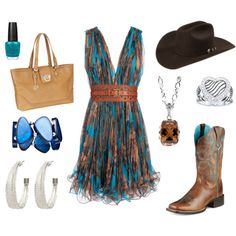 would be perfect for a country concert