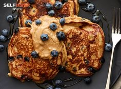 High-protein pancakes that taste just like what your mom used to make: except that my dad makes the 'cakes.