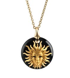 Magerit Pendant Versalles Sun Collection Necklace CO1707.1