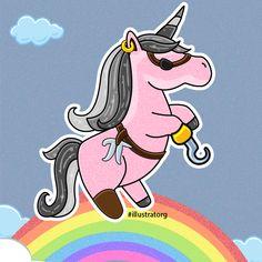 Kawau TV Bitte sehr. Es ist zwar schnell hingepfuscht aber #pirate #fluffy #unicorn #dancing on #rainbow und nun Bitte mein Lied! ;) June 09 2019 at 09:40PM Weekend Fun, Illustration Art, Facebook, Artist, Fictional Characters, You're Welcome, Artists
