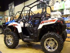 NEW! The 2014 Polaris Sportsman Ace! Unique single passenger design! Come check it out for yourself at Brinson Powersports of Athens, call, or visit www.brinsonpowersportsofathens.com for more information. East Texas largest inventory!
