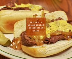 Never be without rib eye steak and Cheese Whiz nearby.