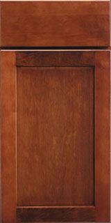 Merillat Masterpiece Cabinetry Alina Maple Pebble Grey