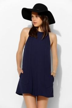 Finders Keepers No One Like You Shift Dress. Beautiful lines