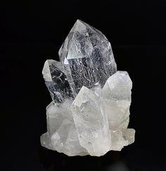 Rock Crystal Mitteldorfergraben, Eastern Tyrol, Austria