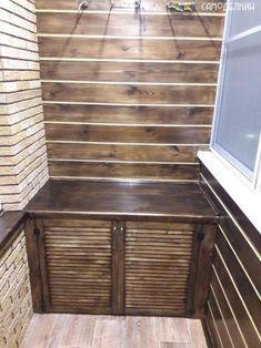 Отделка балкона своими руками. Outdoor Decor, House, Interior, Wood Crafts, Home Decor, Home Deco, Outdoor Storage Box, Bedroom Decor, Renovations