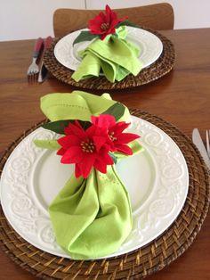 It Glamour: Colocando a mesa no Natal