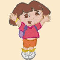 dora full with backpack photo dora10.gif