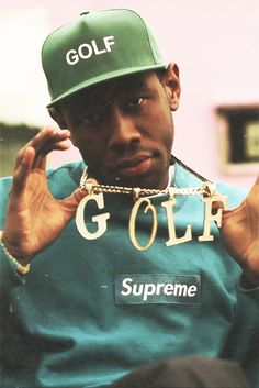 tyler the creator.....uh, my fave rapper! OFWGKTA. Met in Lawrence KS Summer 2012
