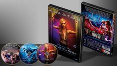 Demônio De Neon - Capa | VITRINE - Galeria De Capas - Designer Covers Custom | Capas & Labels Customizados