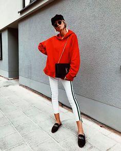 35 Imágenes De Inspiración Para Usar El Color Rojo Este Otoño | Cut & Paste – Blog de Moda