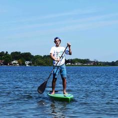 Don't miss our paddle board demo day with BlkBox surf!