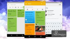 There are tons of note apps with wildly different approaches to organizing your thoughts. For that perfect balance between quick notes and serious organization, Google Keep is our favorite. You can scribble something down easily, or go all-out with filtering, labels, color-coding, and more.