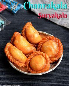 chandrakala-recipe