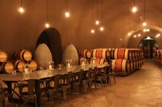 Cade Winery Cave