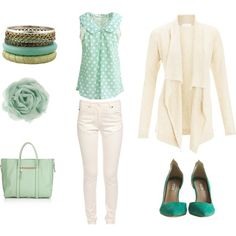 AQUA- I love this for this spring....this is a most have...