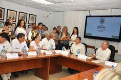 Sesión del 1 de Octubre. — en Presidencia Municipal de Reynosa.