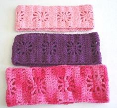 SIMPLE, SOFT Spider stitch crocheted stretchy hairband pattern with pattern. Crochet Scarves, Crochet Clothes, Crochet Yarn, Crochet Hooks, Crocheted Hats, Crochet Motifs, Crochet Stitches, Love Crochet, Learn To Crochet