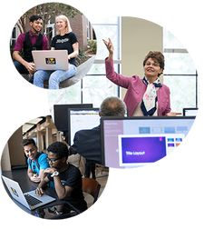 We are here to help ensure your success teaching online. Let us keep you current on the latest advancements in teaching online. Interactive Media, Instructional Design, Blended Learning, State College, Teaching Strategies, Central Florida, News Online, Presentation, University